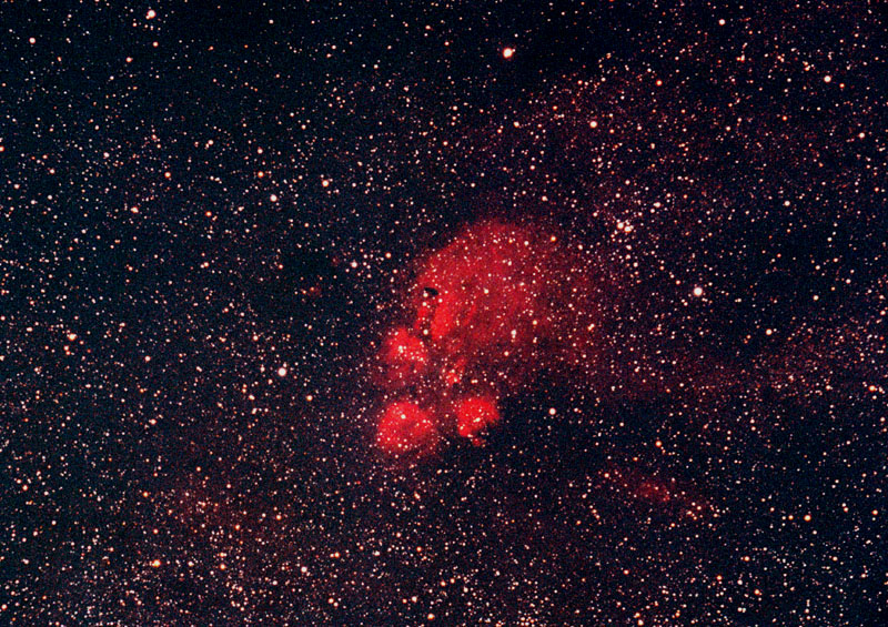 cats paw nebula desktop background - photo #23